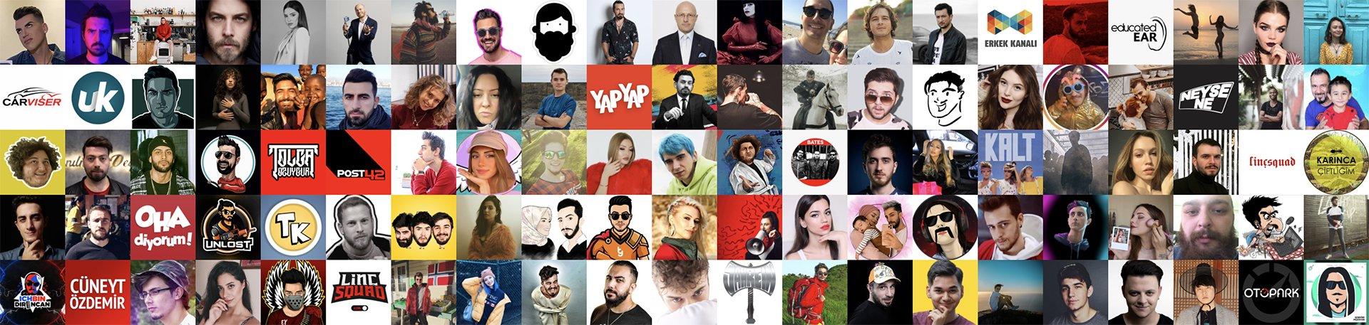 Türkiye' nin Influencer Veritabanı Açıldı.